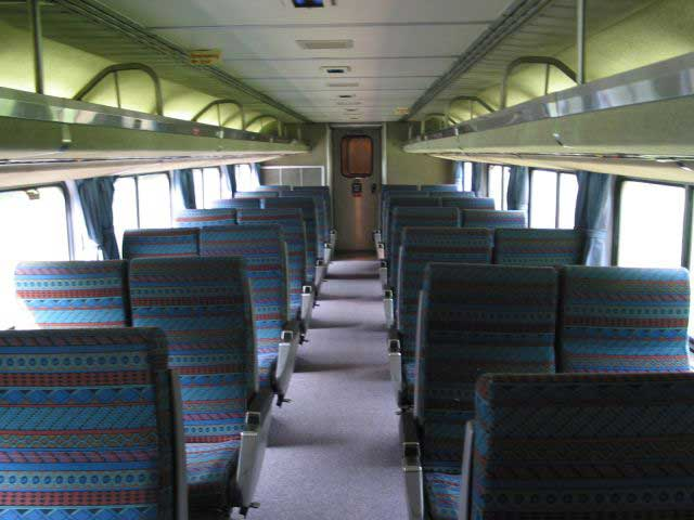 More about travel on Amtrak trains at VistaDomecom : coach1 from www.vistadome.com size 640 x 480 jpeg 33kB