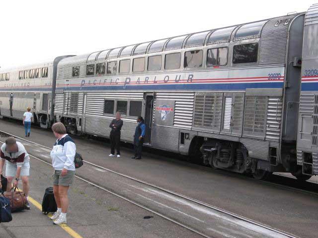 More about travel on Amtrak trains at VistaDomecom : exteriorparlour from www.vistadome.com size 640 x 480 jpeg 42kB