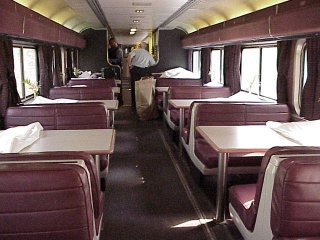 long distance travel on amtrak trains vistadome views. Black Bedroom Furniture Sets. Home Design Ideas