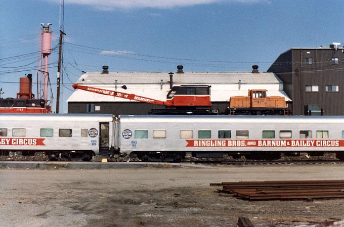 Circus train photo album at VistaDe.c