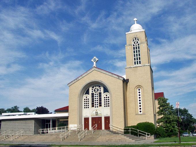 Greek Church in Worcester,MA